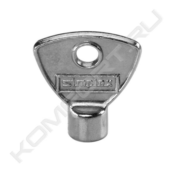 Ключ к крану Маевского, 5 мм, Meibes.