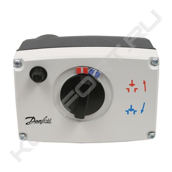 Электропривод для регулирующих клапанов, аналоговые, 24В, скорость 0,30 мм/c