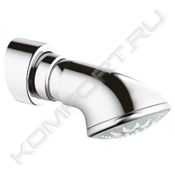 Верхний душ Relexa Five, Grohe
