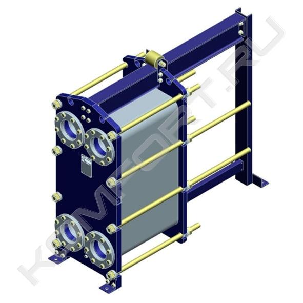Теплообменник пластинчатый разборный hh 8а теплообменник в печь каменку