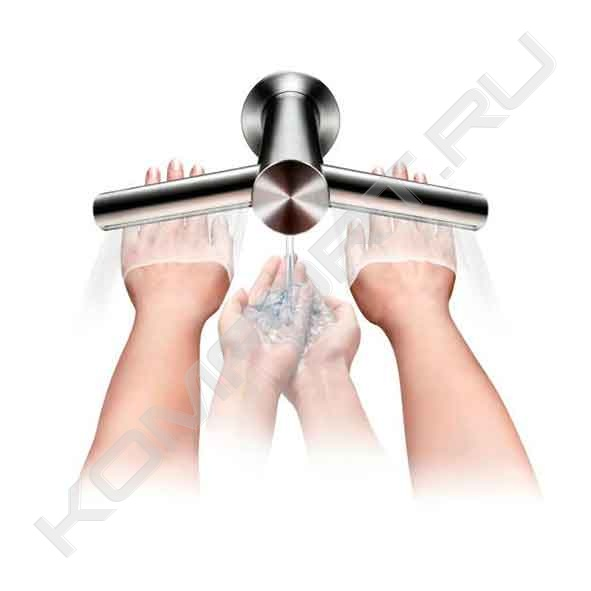 Dyson airblade tap wall пылесос дайсон м видео